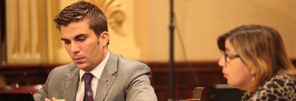 El diputado autonómico Jaime Fernández