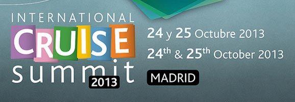 Internal Cruise summit 2013 en Madrid.