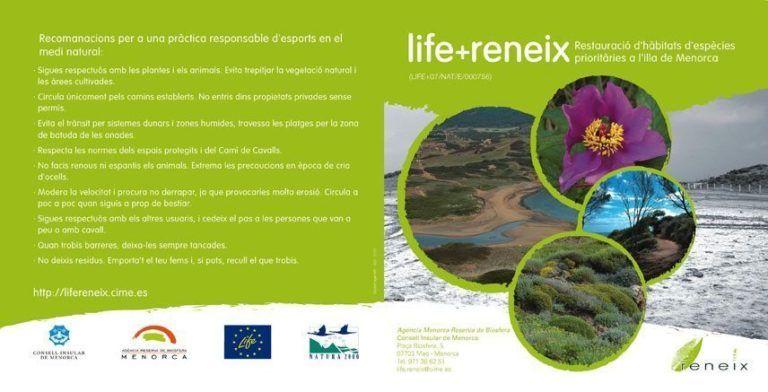 Anvers del díptip Life Reneix.