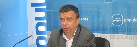 El secretario general del Partido Popular de las Illes Balears, Miquel Vidal