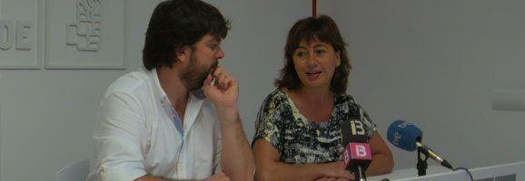 Armengol i Tur lamenten la catàstrofe que suposa la proposta de PGE per a Balears i Menorca.