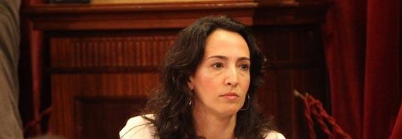 La portavoz de Turismo del GPP, Lourdes Bosch
