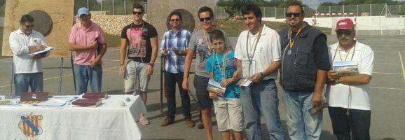 """La 3ª Jornada de la Lliga Balear de Tir de Fona por Equipos, trofeu """"El Corte Ingles"""", tuvo lugar ayer domingo en el municipio menorquin de Sant LLuis."""