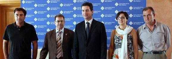 Las obras de Bartomeu Fiol y su viuda serán cedidas a la Universidad de las Islas Baleares.
