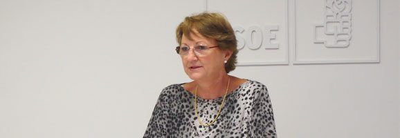 La diputada del PSIB-PSOE Cristina Rita.