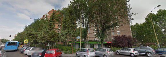 Sucursal de Caja Madrid, actual Bankia, donde han sido imputados 3 empleados.