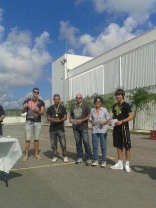UEM Menorca, primer equipo clasificado en la 3ª Jornada de la Lliga Balear de Tir de Fona por Equipos.