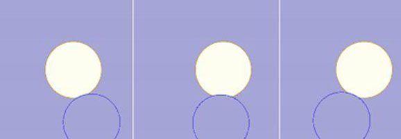 La Lluna només ocultarà un 4,5% de la superfície del Sol.