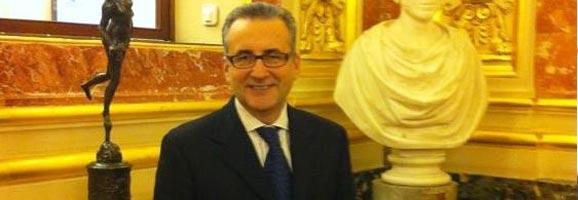 El diputado nacional y portavoz de Turismo del Grupo Parlamentario Popular en el Congreso, Enrique Fajarnés.