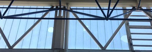 Fotografía del último incidente vandálico en el municipio de Sant Lluís.