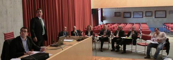 El Comité de Rutes Aèries reunit en conferència.