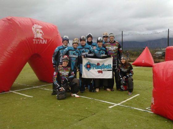El equipo menorquín de PaintBall plantó cara a equipos muy experimentados, obteniendo un buen resultado final en los torneos.