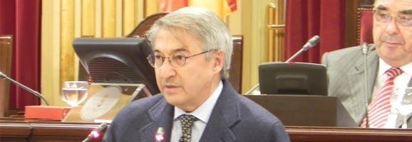 El diputat Jaume Carbonero.