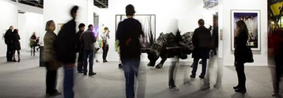 Fotografía de exposiciones de Es Baluard.