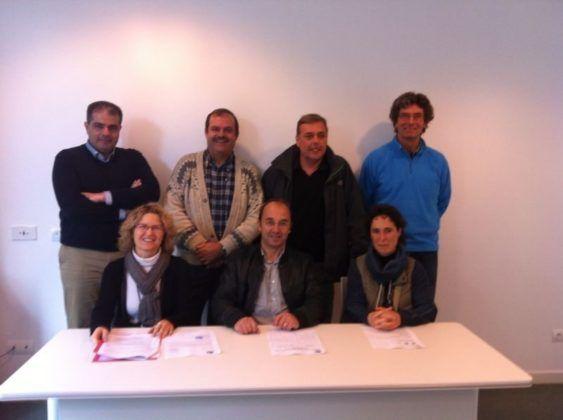 La nova junta directiva de les estacions nàutiques de Menorca.