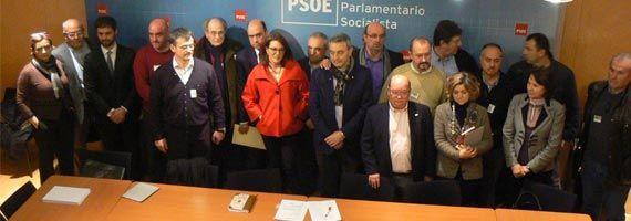 Fotografía prèvia a la reunió amb el Comité de Coca-cola a Madrid.