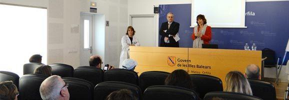 Tercera Trobada de Malalties Rares a Menorca.