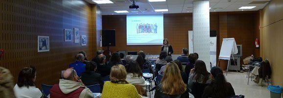 Sesión informativa destinada a los pacientes diabéticos, impartida por COIBA.