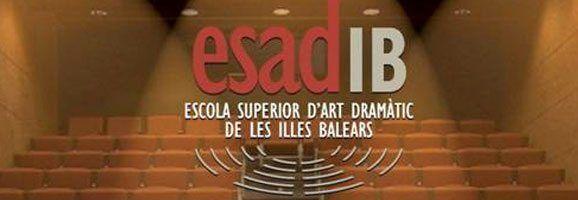 Inicia de les Jornades de Portes Obertes de l'Escola Superior d'Art Dramàtic de les Illes Balears