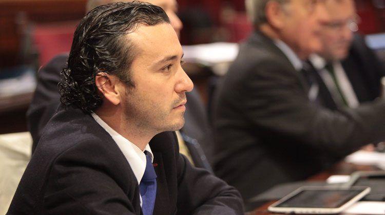 El diputado popular, Fernando Rubio.