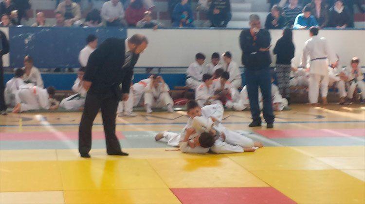 Final Insular de Judoemmarcada dintre el programal'Esport per a l'Edat Escolar.
