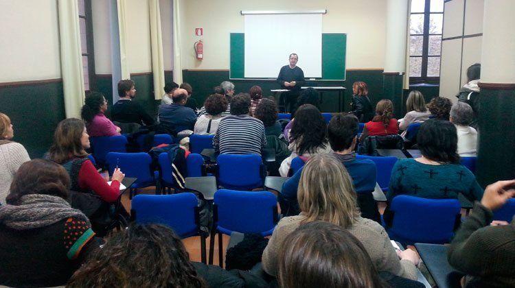 Reunió de l'STEI amb el Fòrum Musicae i la Plataforma CREA.