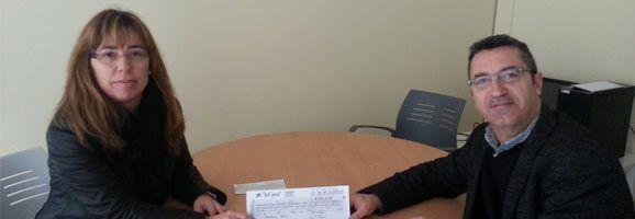 Les saboneries sensacions col.laboren amb la Fundació per a persones amb discapacitat de Menorca.