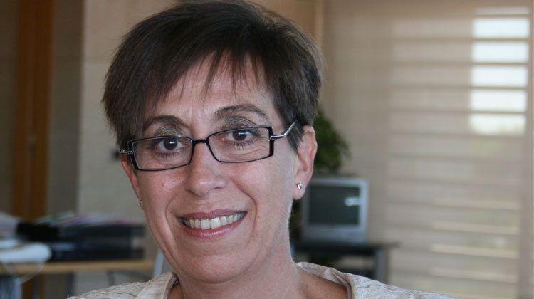 Joana Barceló, política menorquina, actualment diputada per Menorca del Grup Parlamentari Socialista en el Parlament de les Illes Balears.