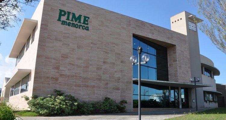 Sede de la PIME en Mahón, Menorca.