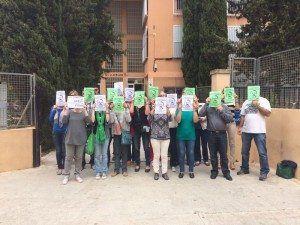 Assemblea de Llucmajor amb Jaume Sastre.