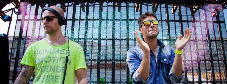 Danny Serrano y Franscisco Allendes.