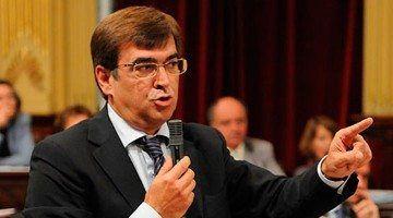 El senador socialista por Illes Balears, Francesc Antich.