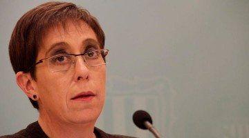 La diputada Socialista Joana Barceló.