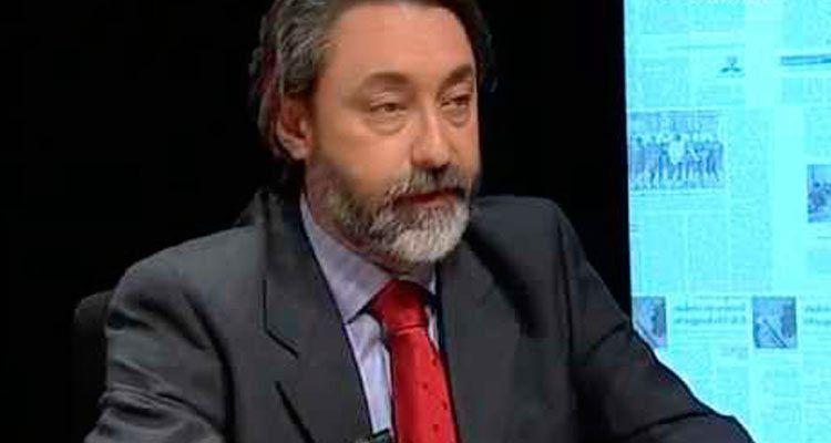Candidato de la lista de UPyD para estas europeas, Juan Luis Calbarro.