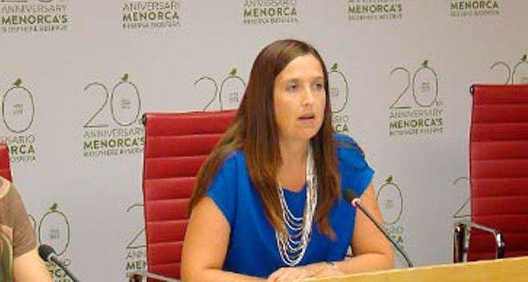 La consellera de Serveis Generals, Treball i Innovació, Pilar Pons.