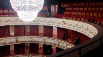 Teatre des Born de Ciutadella de Menorca.