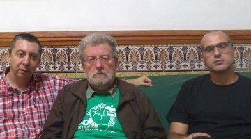 Visita de l'IES Joan Ramis a Jaume Sastre
