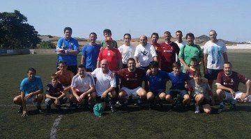 Àrbits de futbol de Menorca.
