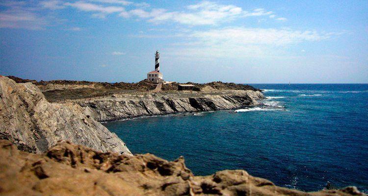 Cabo de Favàritx.
