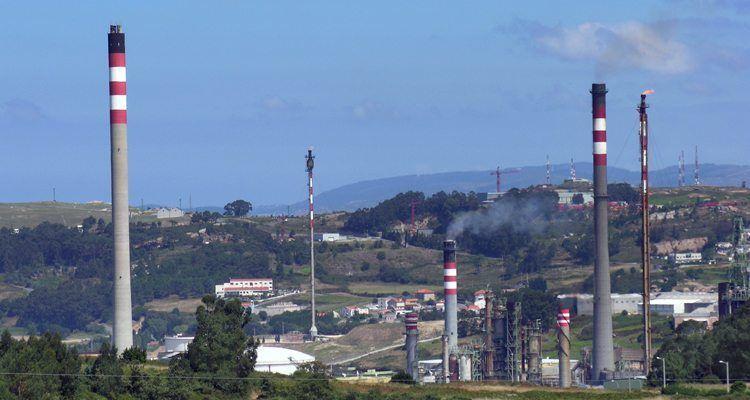 Industria de pasteurización situada en Galicia.