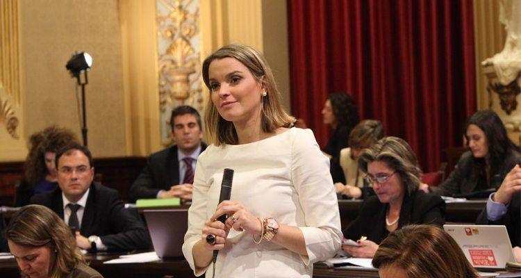 La diputada del Parlament de les Illes Balears, Marga Prohens.