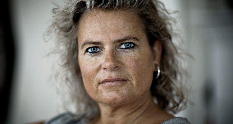 La popular fotógrafa danesa Tine Harden.