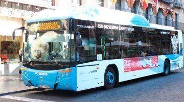 El Transporte Urbano desciende un 7,0%