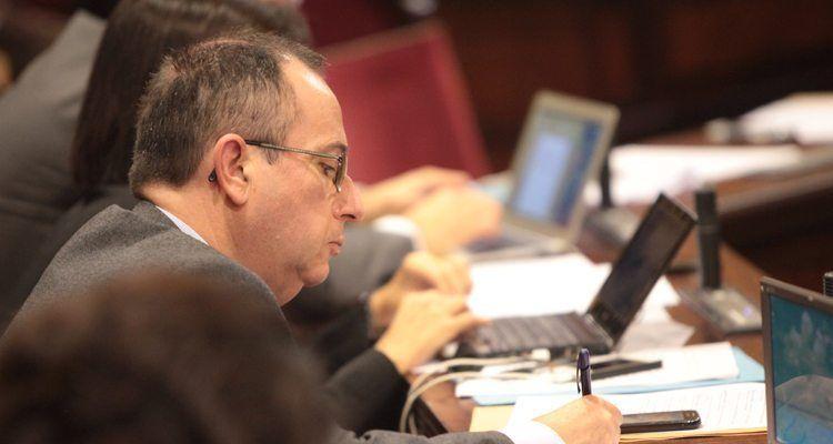 Fotografía del diputado popular Carlos Veramendi.