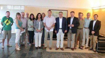 Joan Bosco Triay reelegit president de la Junta del Consell Regulador del Formatge Mahon Menorca