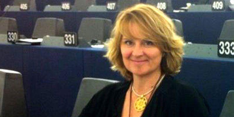 Eurodiputada Rosa Estarás