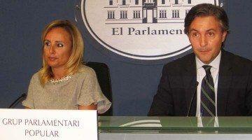 Cabrer y Francisco Mercadal Grupo Parlamentario Popular