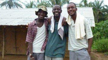 Mi hijo es el superviviente número 1.000 del Ébola