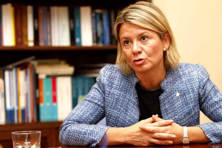 Nuria Riera Consellera d'Educació