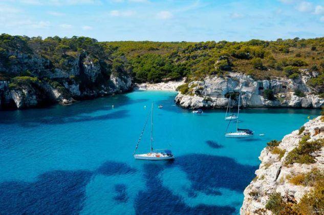 Macarelleta Playa de Menorca